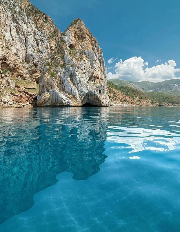 Porto flavia oceano azul mina